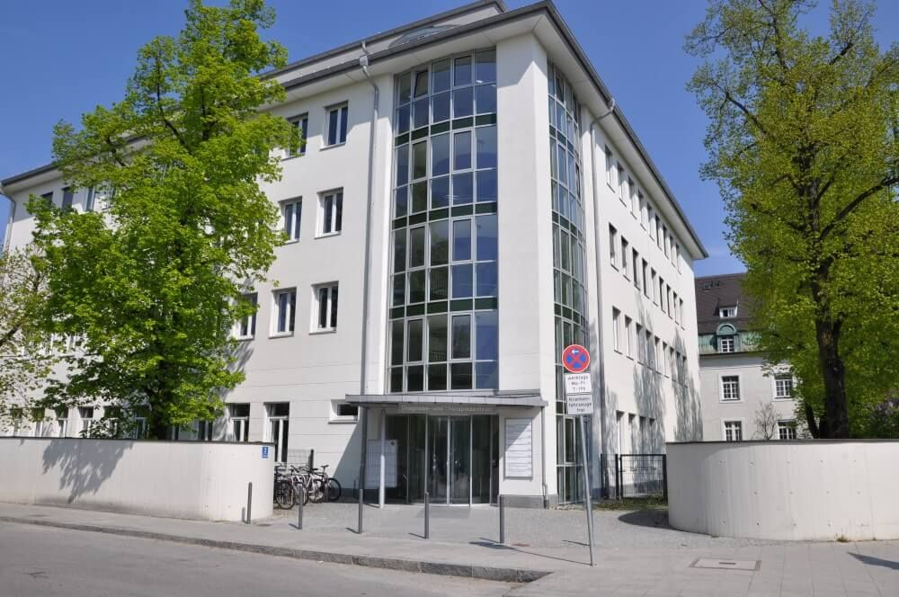 Firmensitz Münchner Kindl