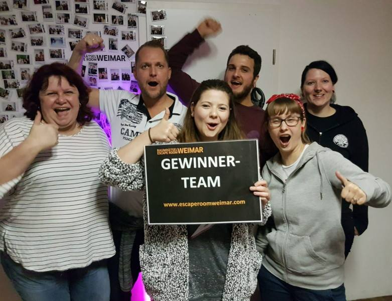Escape_Room_Gewinnerteam