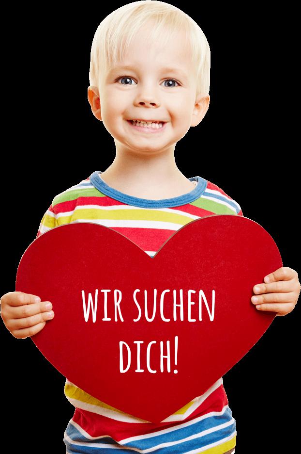 Junge mit Herz – Wir suchen dich!